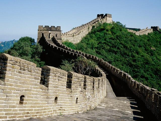 Kisah Tembok Cina