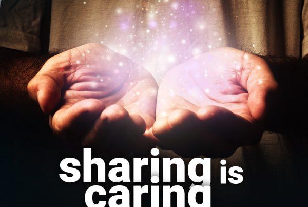 Sharing is Caring - Berbagi Adalah Salah Satu Bentuk Perhatian - Ary Ginanjar Agustian