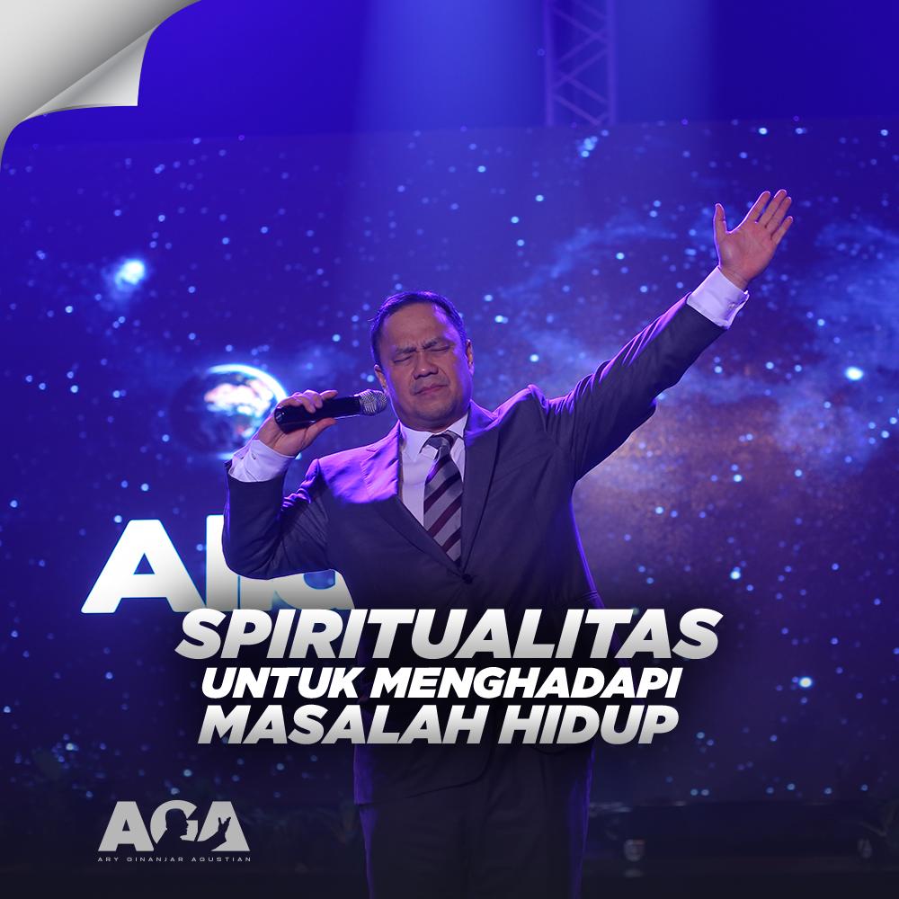 Spiritualitas menghadapi masalah - Ary Ginanjar Agustian