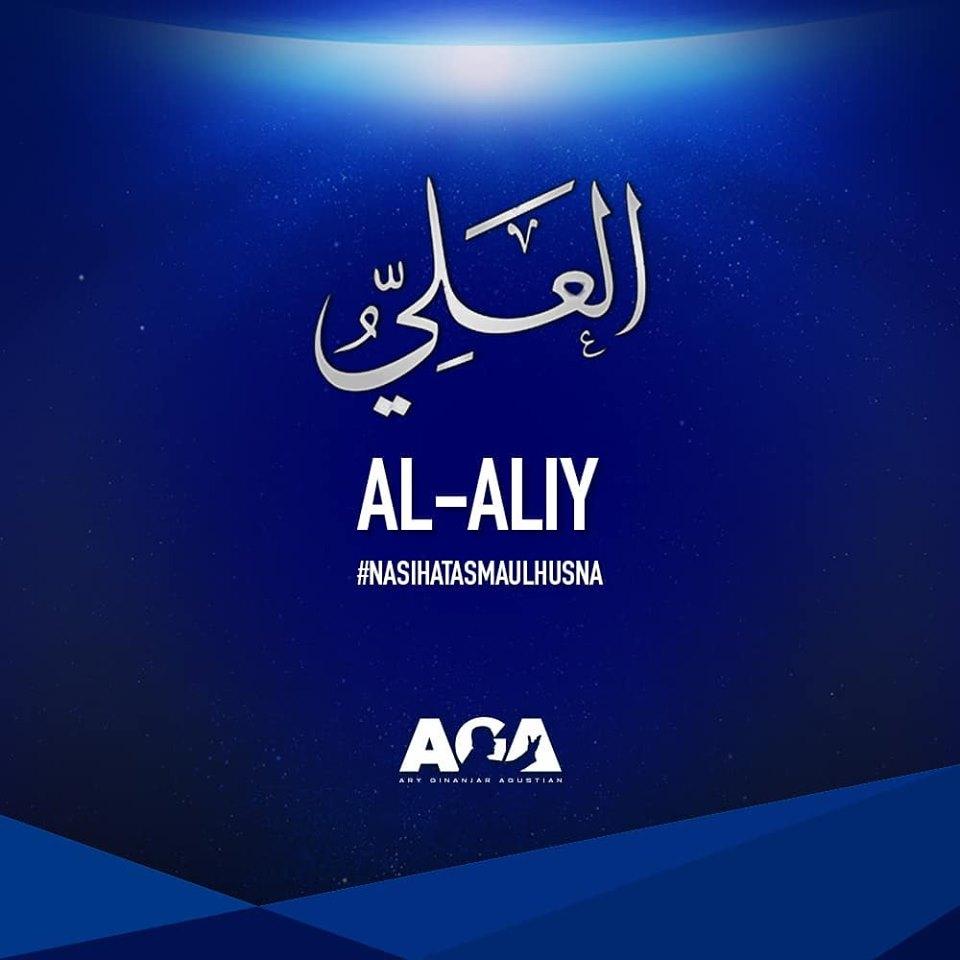 Nasihat Asmaul Husna - Al Aliy - Ary Ginanjar - Yang Maha Tinggi