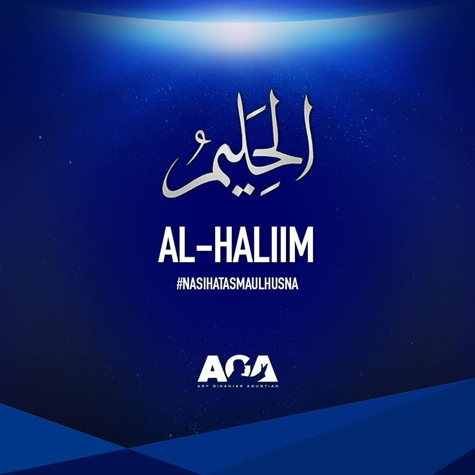 Nasihat Asmaul Husna - Al Halim - Ary Ginanjar Agustian