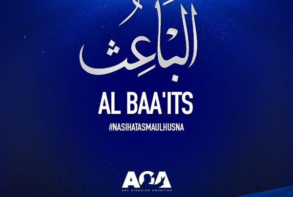 Nasihat Asmaul Husna - Al Baa'its - Ary Ginanjar Agustian